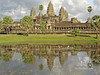 Angkor Vat, Cambodge. (Only Tradition) Tags: temple cambodge cambodia angkor templo tempull