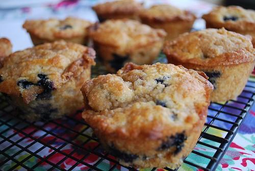 Blueberry Muffins (3)