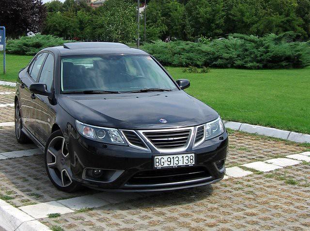 Premijerno u Srbiji – Saab 9-5