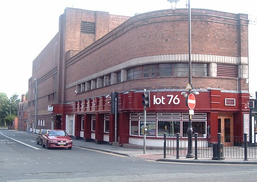 Former cinema? Chester