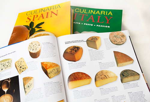 Culinaria Spain, Italy, and France