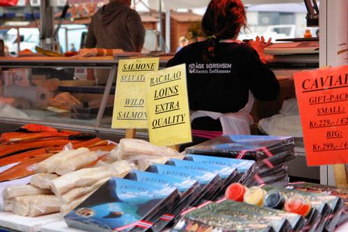 Bergen Fish Market 3723 R
