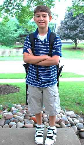 Mac 1st day 4th grade
