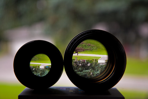 Canon 85mm f/1.2L II vs Canon 50mm f/1.4