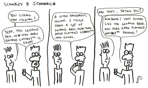 366 Cartoons - 201 - Schmuzzy and Schmerica