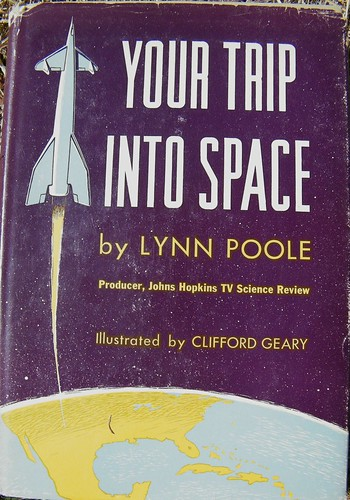 LYNN POOLE / YOUR TRIO INTO SPACE