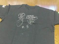 トモさんTシャツ