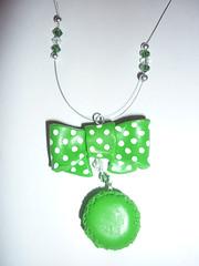 Macaron Vert
