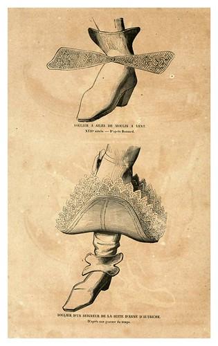 009 Calzado siglo XVII-3-Histoire de la chaussure depuis l'antiquité-1862- Paul Lacroix y Alphonse Duchesne