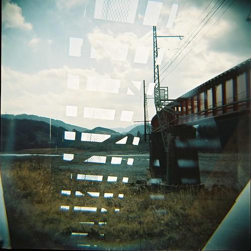 a rail