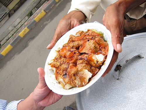 Siomay Bandung - Indonesian Dumplings with Peanut Sauce