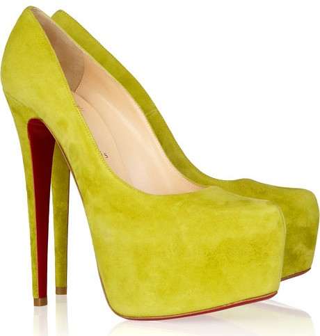 5735078508 6eace8a209 Love it: i decoltè gialli di Christian Louboutin