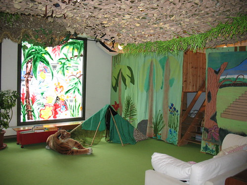 Carnival - Kindergarden Jungle
