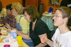 2005 MBC Women's Glazing Party -27 (Douglas Coulter) Tags: 2005 mbc mortonbiblechurch glazingparty