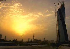 My CiTY  25-2-2009 (Nouf Alkhamees) Tags: city canon day national kuwait alk nono nof 252  alkuwait    nouf