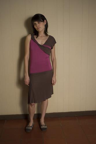 vestido: mi primer reciclado