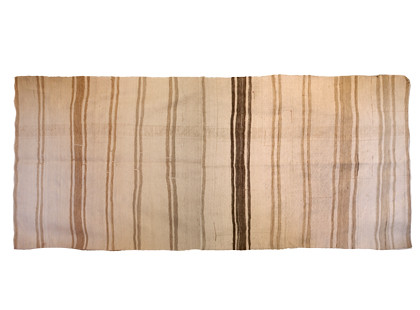Turkish Kilim striped rug, from Jayson Home and Garden