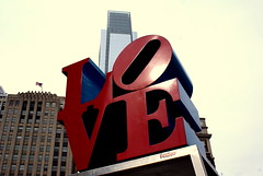Love Park (John Sturgis Photography) Tags: city love philadelphia lovepark philly comcastbuilding thechallengefactory johnsturgisphotography