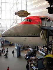 Boeing 747-151 N601US