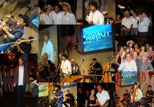 Festa Paraíso: artistas por você.