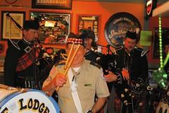 McBob & Sticks (milesizz) Tags: irish wisconsin milwaukee bagpipes kilts wi stpatricksday mcbobs lakelodgepipesanddrum