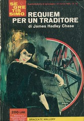 Segretissimo n° 75 (art cover by Carlo Jacono)