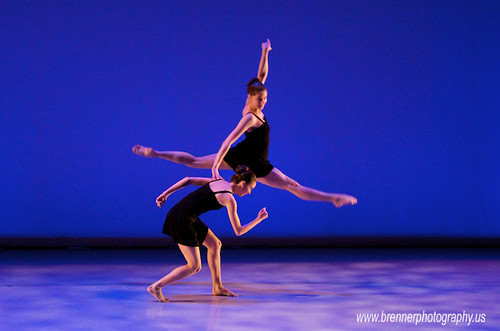 Ballet Photography - Ballet Jumps Ballet Dancers - UC CCM