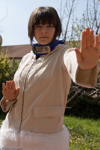 NARUTO Hinata Hyuga Cosplay Fotos