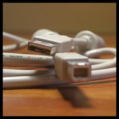 USB Wire (Artefice) Tags: macro pfosilver