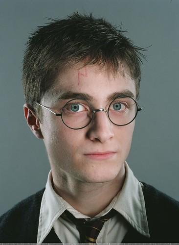 Daniel Radcliffe cicatriz 2009
