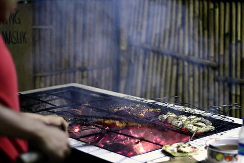 Warung Hal-Me grill
