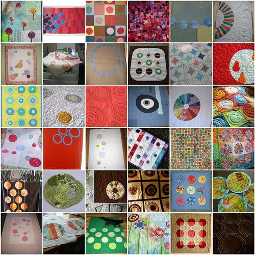 Inspiration: Quilts with Circles