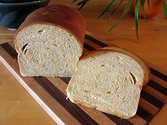 Buttermilk American Loaf Bread