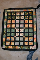 Ruth's Ugly Quilt