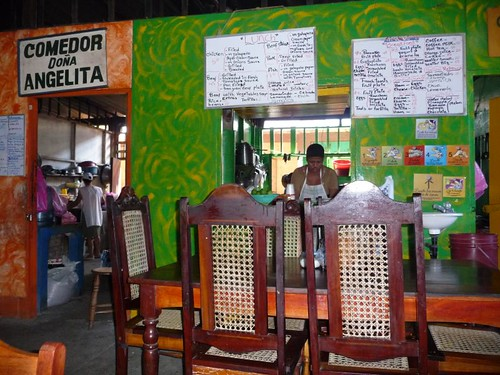 The favourite food spot in San Juan del Sur...