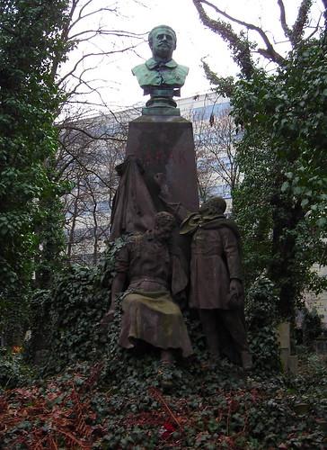 Prague Cemetary (Christian) (17)