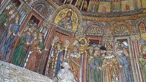 Gold Fresco [Venice]