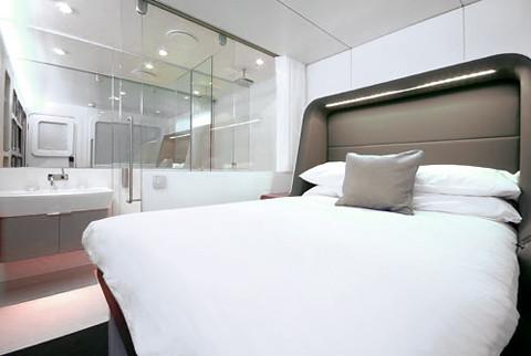 Hotelicopter dormitorio