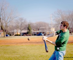 cig. (Mandy Frediani) Tags: man guy sport ball hit baseball cigarette dude teen cig bro base