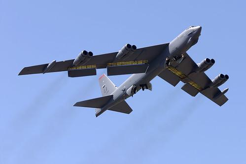 Warbird picture - B-52