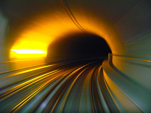 Dans le tunnel... by svenjick