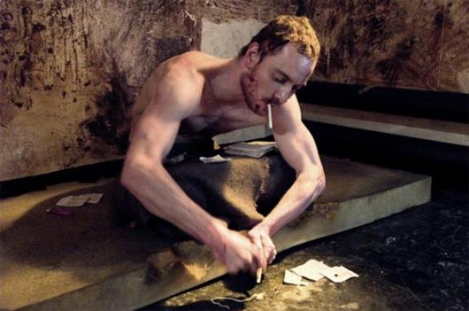 Michael Fassbender en 'Hunger', de Steve McQueen