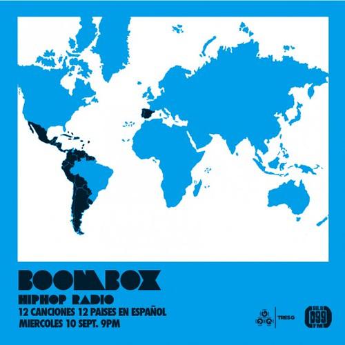 Boombox #4