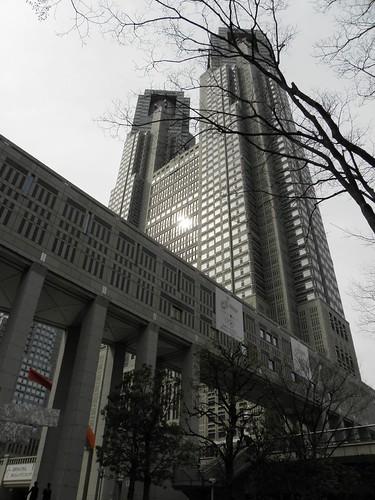 Tokyo Metropolitan Govt. Buildings