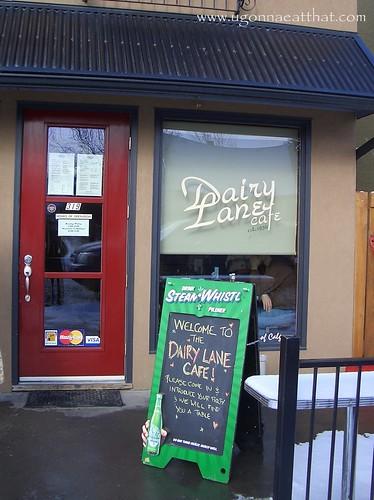 Dairy Lane, Calgary
