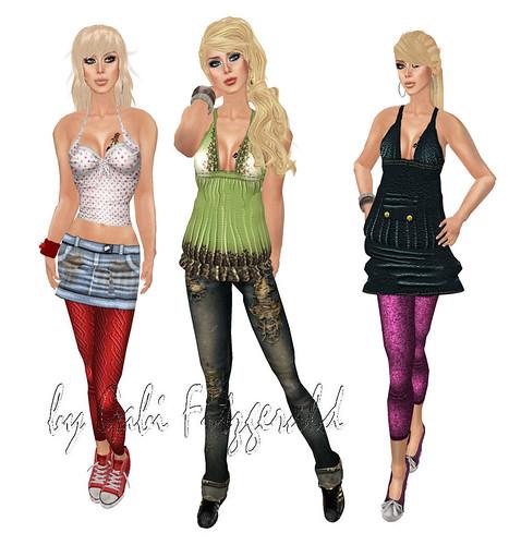 so many styles