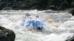 Rafting in Pucón
