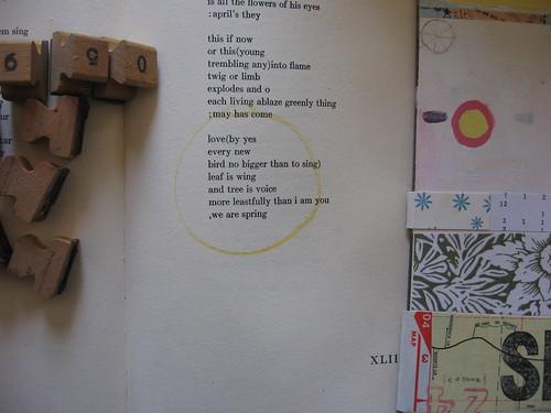 bird & SPRING poem