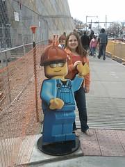 Hannah and her boyfriend