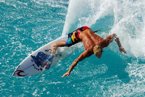 Боги научили людей серфингу